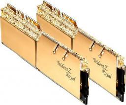 Pamięć G.Skill Trident Z Royal, DDR4, 16 GB,3200MHz, CL14 (F4-3200C14D-16GTRG)