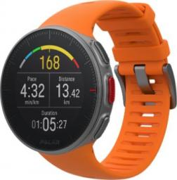 Polar Zegarek  sportowy Vantage V pomarańczowy (90070738)