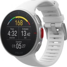Polar Zegarek  sportowy Vantage V biały (90070736)
