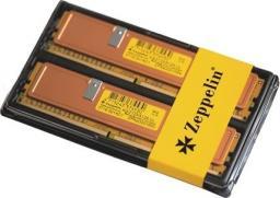 Pamięć Evolveo Zeppelin, DDR4, 8GB,2133MHz, CL15 (4G/2133/XK2 EG)