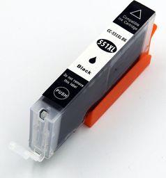 DD-Print Tusz czarny CLI-551BK / CLI551BK zamiennik do Canon Pixma ip7250 / MG5450 / MG6350 / MX925 / Black / 15ml uniwersalny