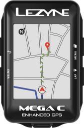 Lezyne Komputer rowerowy MEGA C GPS