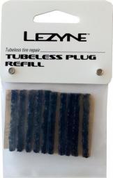 Lezyne Guma do naprawy opon tubeless tubeless plug rerill-10 (wkłady 10szt)