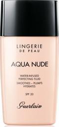 Guerlain Lingerie De Peau Aqua Nude SPF20 01W Very Light Warm 30 ml