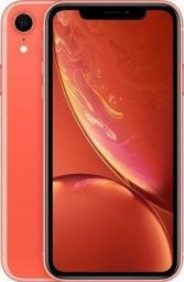 Smartfon Apple XR 64GB Dual SIM Koralowy  (MRY82PM/A)
