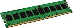 Pamięć serwerowa Kingston Pamięć serwerowa DDR4 16GB/2666      ECC     CL19 UDIMM 2R*8 MICRON E-KSM26ED8/16ME