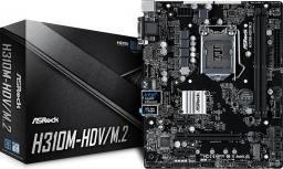 Płyta główna ASRock H310CM-HDV/M.2