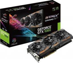 Karta graficzna Asus GTX1060 Strix AC 6GB GDDR5 192-bit (90YV09Q3-M0NA00)