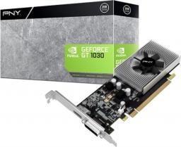 Karta graficzna PNY Technologies GeForce GT 1030 2GB GDDR5 (GF1030GTLF2GEPB)