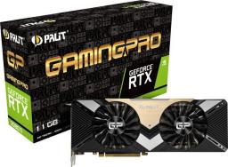 Karta graficzna Palit RTX 2080 TI GamingPro, 11GB GDDR6 (NE6208TT20LC-150A)