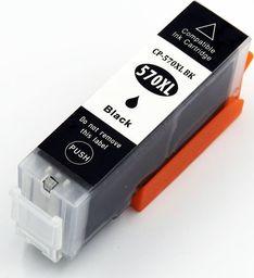 DD-Print PGI-570XL BK Black / Czarny Tusz do Canon Pixma MG5750 MG6850 MG7750 / 26ml. uniwersalny