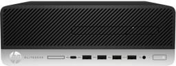 Komputer HP EliteDesk 705, Ryzen 5 2400G, 8 GB, Radeon RX Vega 11, 256 GB SSD Windows 10 Pro