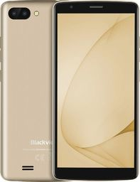 Smartfon Blackview 1/8GB Dual SIM Złoty  (MT_A20gold)