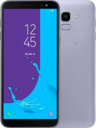 Smartfon Samsung Galaxy J6 32 GB Dual SIM Fioletowy