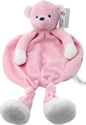 Axiom Maskotka Miluś - Przytulaś w kolorze różowym 30 cm