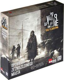 Galakta Gra This War of Mine: Opowieści ze zniszczonego miasta