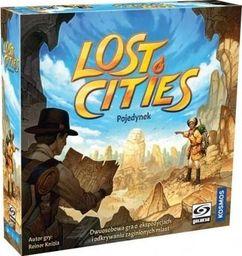 Galakta Gra Lost Cities: Pojedynek