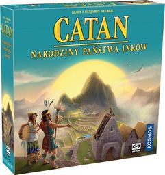Galakta Gra planszowa Catan: Narodziny Państwa Inków