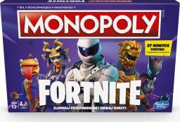 Hasbro Gra Monopoly Fortnite (E6603)