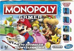 Hasbro Gra Monopoly Gamer