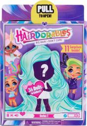 Tm Toys Hairdorables Zestaw kreatywny z laleczką (23600)