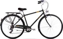 Romet Rower miejski Vintage M L 2019 czarny (1928141-18)