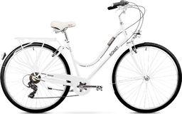Romet Rower miejski Vintage D L 2019 biały  (1928144-20)