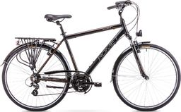 """Romet Rower turystyczny Wagant 1 28"""" czarny"""