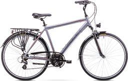 "Romet Rower turystyczny Wagant 1 28"" szary"