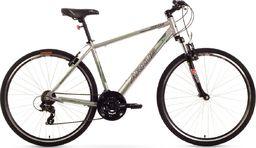 """Arkus Rower górski Safari M chromowo-zielony 19"""" uniwersalny"""