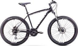 """Romet Rower górski Rambler 26 4M (18"""") czarno-biały"""