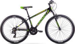 """Romet Rower górski Rambler 26 M (17"""") czarno-zielony"""
