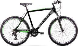 Romet Rower górski Rambler 26  R6.1 Czarno- zielony