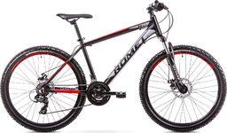 Romet Rower górski Rambler 26  R6.2 Czarno- czerwony
