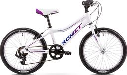 Romet Romet Jolene 20 KID 1 Biało-Różowy uniwersalny