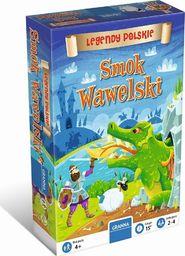 Granna Gra planszowa Smok Wawelski