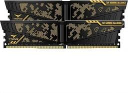 Pamięć Team Group Vulcan, DDR4, 16 GB,3000MHz, CL16 (TLTYD416G3000HC16CDC01)