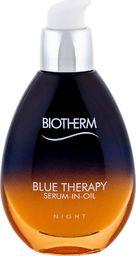 Biotherm Serum na noc przeciw zmarszczkom Blue Therapy 50ml