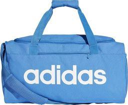 Adidas Torba Lin Core Duf S 25l niebieska (DT8623)