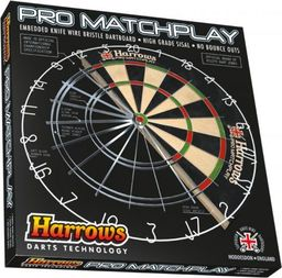 Harrows HARROWS tarcza sizalowa do darta PRO MATCHPLAY