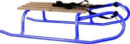 Victoria Sport Sanki metalowe niebieskie