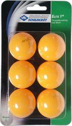 Victoria Sport Piłeczki do tenisa stołowego elite pomarańczowe 6 sztuk