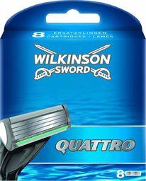 Wilkinson  Żyletka Sword Quattro 8 szt.