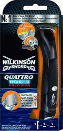 Wilkinson  Maszynka do golenia Sword Quattro Titanium Precision
