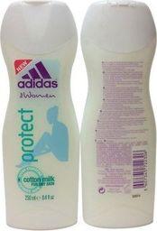 Adidas Mleczko do kąpieli Cotton Milk Extra Hydrating 250 ml + 250 ml