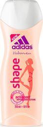 Adidas Żel pod prysznic Shape dla kobiet 250 ml