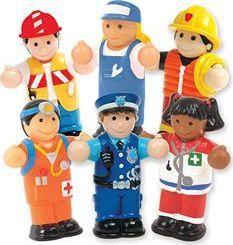 Wow Toys Figurki Kieszonkowi Przyjaciele Pomoc (WOW10178A 12)