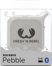 Głośnik Fresh n Rebel Rockbox Pebble CLOUD  (001845710000)