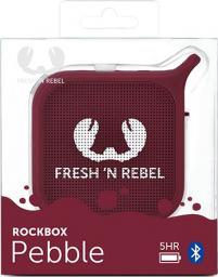 Głośnik Fresh n Rebel Rockbox Pebble RUBY (001845750000)