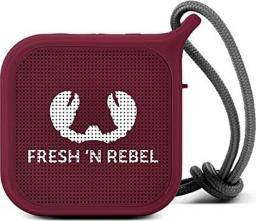 Głośnik Fresh n Rebel Rockbox Pebble czerwony